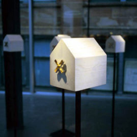6.2 Journey 2000. Installation; The Lighthouse, Glasgow